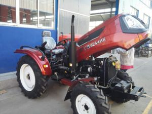 Best Sale of 30HP 4WD Farm Tractor with All Accessories pictures & photos