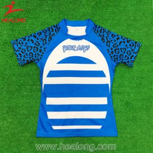 Sublimation Jeraey Customized T Shirt Sport Wear pictures & photos