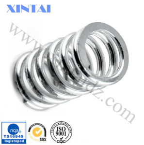 Variable Pitch Cylindrically Helical Spring Compression Spring Automobile Suspension Spring pictures & photos
