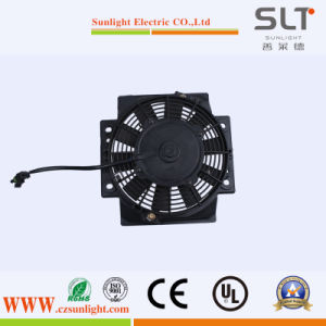 12V Evaporator Brushless Radiator Fan with 8 Inch Diameter pictures & photos