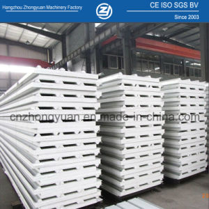 China EPS Sandwich Panel for Sale pictures & photos