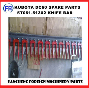 Kubota DC60 Knife Bar pictures & photos