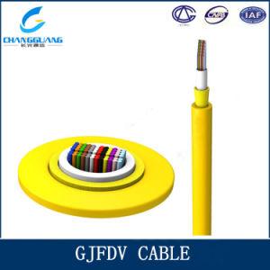 Cable Network 12 Core Single/Multi Mode Fiber Optic Cable Price Per Meter Gjfdv pictures & photos
