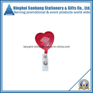 Promotion Badge Reel with Customized Logo (EJ-3103)