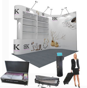 All Kinds of Aluminum Exhibition Trade Show Display pictures & photos