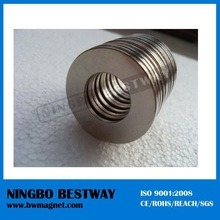 Hot Best Sale Cheaper Permanent Thin NdFeB Magnets 10mm pictures & photos