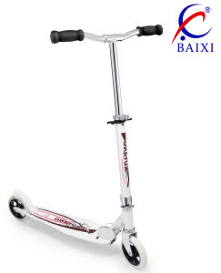 145 mm PU Wheel Adult Kick Scooter (BX-2MBC145) pictures & photos