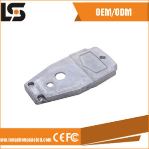 Aluminum Alloy Sewing Machine Pressing Plate Die Casting Parts pictures & photos