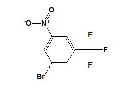 3-Bromo-5-Nitrobenzotrifluoride CAS No. 630125-49-4