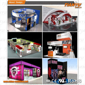 2015 Aluminum Advertising Display Trade Show Stand pictures & photos