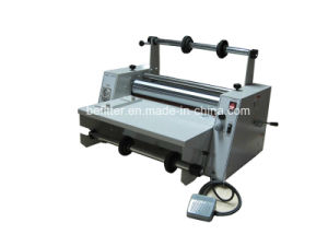 EL-450 A2 Hot Roll Laminator Laminating Machine pictures & photos