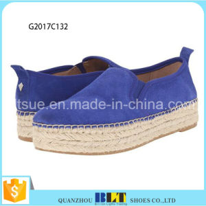 Hot Sale Fashion Colour Weave Leisure Shoes pictures & photos