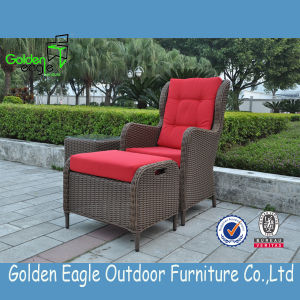 Cheap Outdoor Rattan Furniture Stylish Single Sofa Set pictures & photos