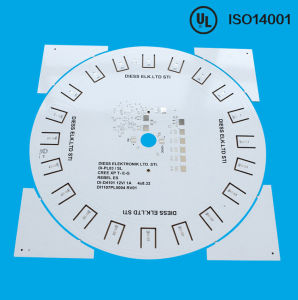 3.0W/M. K 1.6mm Mtta Aluminium PCB Manufacturing From China Mainland pictures & photos