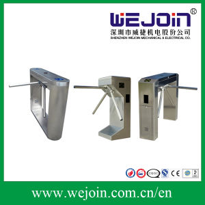 RFID Access Control Waist Height Turnstile/Pedestrian Turnstile pictures & photos