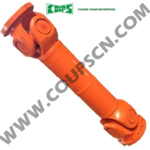 Universal Shaft Coupling for Industrial Machines