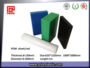 SGS Qualified Polyoxymethylene Board POM Sheet pictures & photos