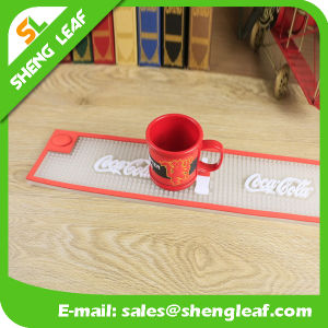 China Online LED Light Mat Custom PVC Bar Mat pictures & photos