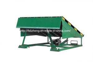 Hydraulic Electric Loading Ramp (LZ-GTY)