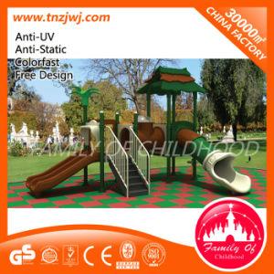 Kindergarten Playground Slide Outdoor Playground Outdoor Park Equipment pictures & photos