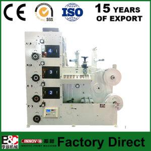 Ry-480-4c-IR Flexo Label Printing Machine Logo Printer pictures & photos