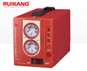 Home Using Ruikang Full Automatic Voltage Regulator 500va pictures & photos