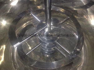 Stainless Steel Slectric Heated Chemical Mixing Reactor pictures & photos