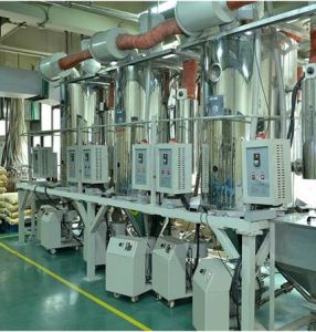 Central Plastic Material Feeding Equipment pictures & photos