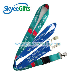 Promotional Custom American Football Team Lanyard/Nyloy Lanyard pictures & photos