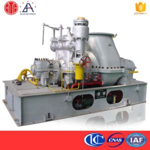 Hot Sale 500kw Extraction Steam Turbine (BR0445) pictures & photos