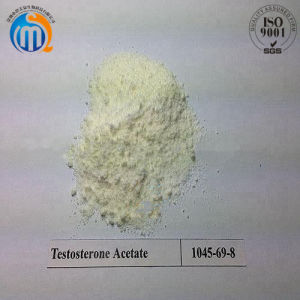 High Purity Injectable Anabolic Steroids Powder Testosterone Acetate 1045-69-8 pictures & photos