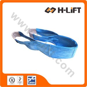 Webbing Sling / Polyester Flat Web Sling / Synthetic Sling pictures & photos
