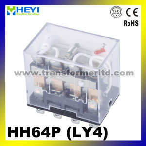 AC Power Relay Ly4 General Electrical Relay 14 Pin pictures & photos