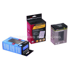Paper Color Printing Packing Box for Electronic Product