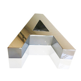Company Shop Business Mirror Polished Stainless Steel Fabricated Aluminum Brushed Metal Sign Letters pictures & photos