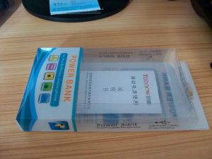 Power Bank Box/ Phone Box/ Earphone Box/ Paper Packaging Box pictures & photos