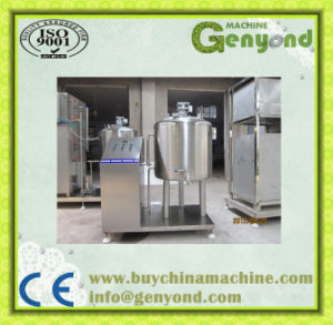 Stainless Steel Small Milk Sterilization Machine pictures & photos