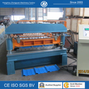 Automatic High Speed Roof Forming Machine with ISO pictures & photos