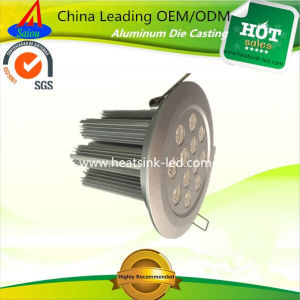 Aluminum Housing Ceiling Light Heat Sinks with Price Priority pictures & photos