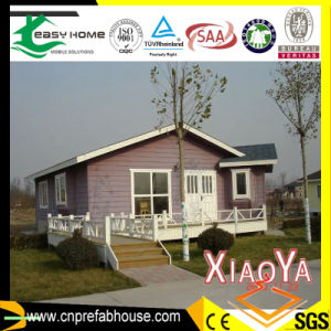 Wonderful Prefabricated Light Steel House pictures & photos
