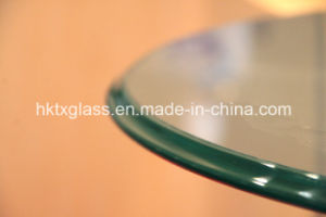 Ogee Ege Glass Table Top with ANSI and CE Certificate pictures & photos