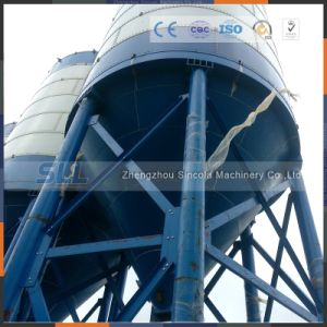 How to Build a Silo for Concrete Batchin Plant pictures & photos