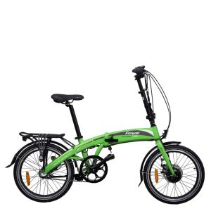 2016 New Fashion Electric Folding Bicycle (TDN15Z) pictures & photos