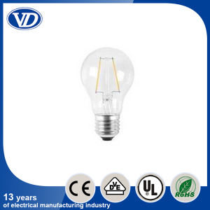 A60 Filament Bulb LED Bulb Light E27 pictures & photos