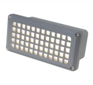 3W 300lm Aluminum LED Recessed Wall Lamp pictures & photos