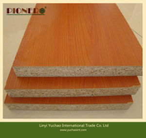 12mm Best Quality Melamine Faced Chipboard Particle Board pictures & photos
