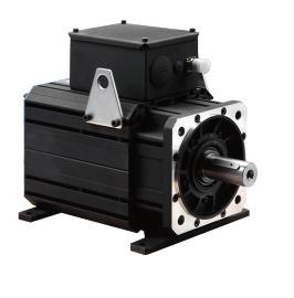 AC Permanent Magnet Servo Motor 215YS17F 40nm 1700rpm pictures & photos