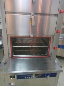 380V Energy-Saving Stainless Steel Commercial Bun Steamer pictures & photos