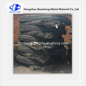 Hot Rolled Construction Steel Reinforcing Steel Rebar for Construction pictures & photos