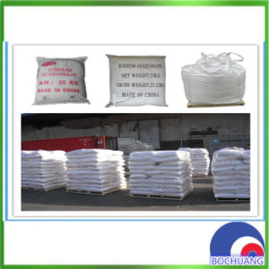 Factory Offer Food Additives Powder Price Sodium Gluconate pictures & photos